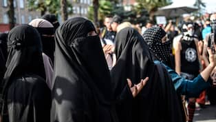 köpa burka i sverige