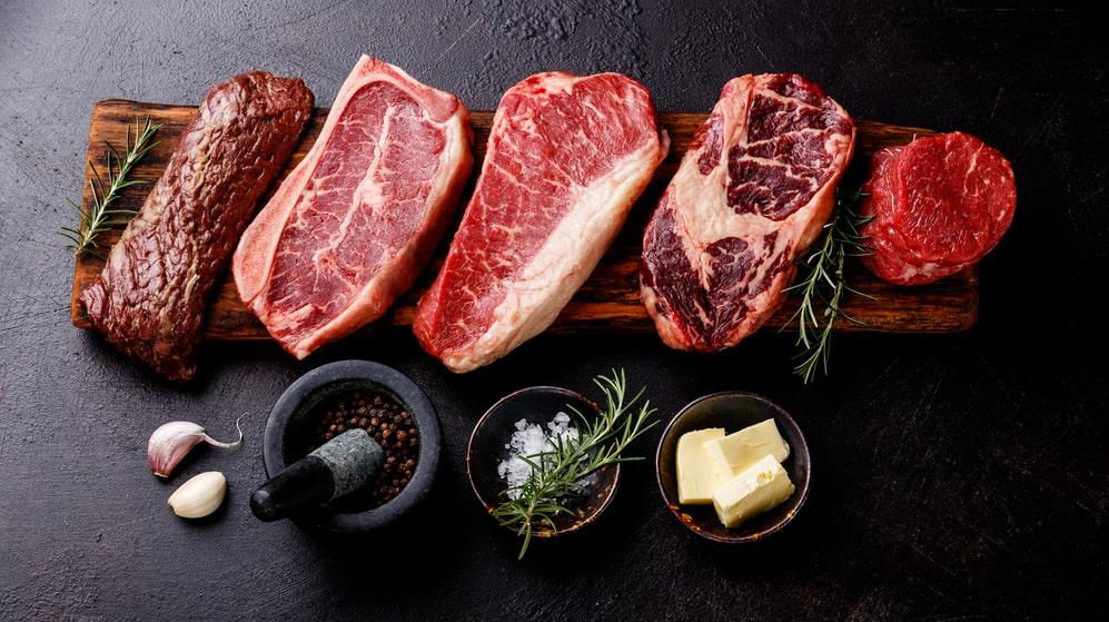 Att bara äta kött är senaste trenden.