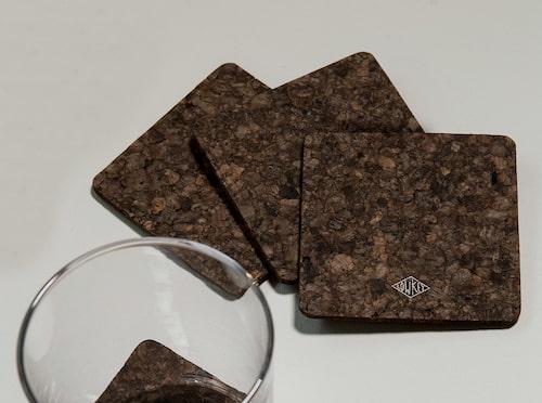 Mörka kork-underlägg från Low Key Goods 4-pack, 80 kronor, Grandpa.se.