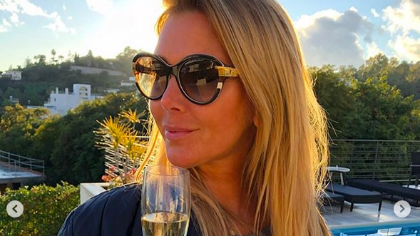 I julas flyttade Hannah Graaf ned till Marbella med sin familj...