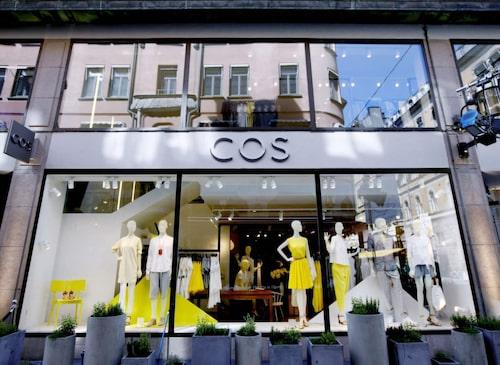 Snyggt och elegant hos Cos.