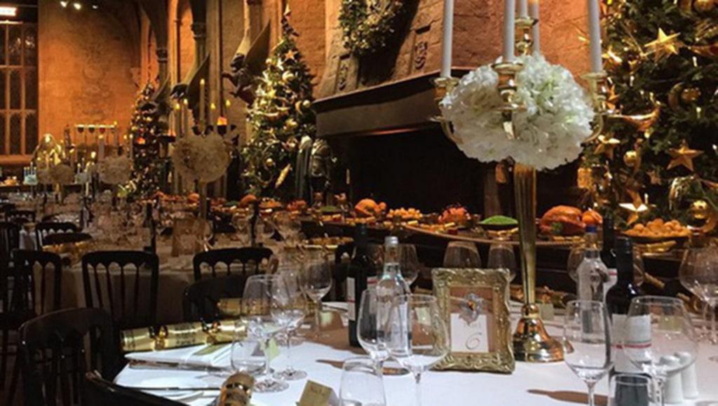 """<p>Middagen kommer att äga rum både den 13 och 14 februari i """"the Great Hall"""".</p>"""