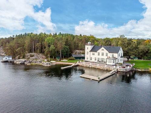 Björkviks Gård på Värmdö för 40 miljoner kronor.