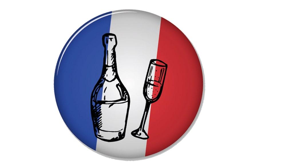 Crémant görs i andra delar av Frankrike, utanför Champagne.