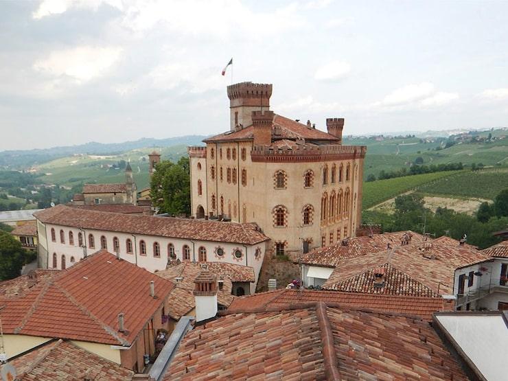 Borgogno är det äldsta vinhuset i staden Barolo.