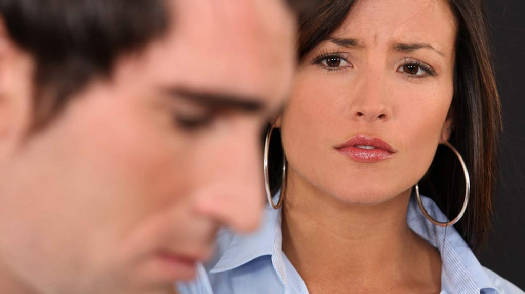 En läsare berättar om en lite annorlunda anledning till skilsmässa – troll.