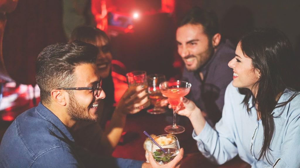Känner du igen dig i hur du är baserat på vad du beställer i baren?