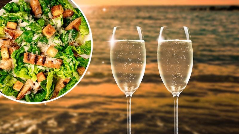 Ett gott bubbel till maten hör inte bara nyår - inspireras av Allt om Vins Håkan Larsson som gärna väljer matvänliga mousserande viner.
