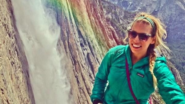 Megan Sullivan fick cancer, blev påkörd och föll 15 meter i samband med en klättring...