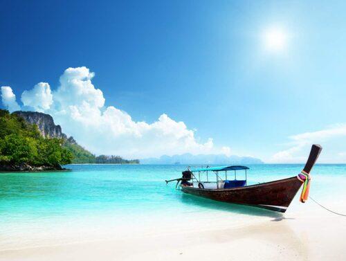 Thailand har många okända paradisöar.