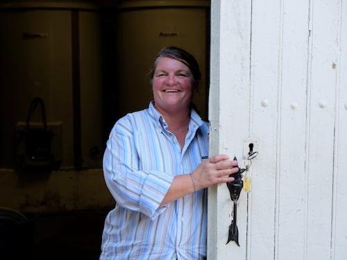 Tessa Laroche driver Domaine aux Moines.