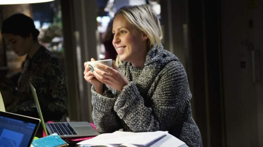 """<strong>Hur viktigt är kvalitetskaffe?</strong><br>&nbsp;Sara Stenmarker, 27 år, student, Stockholm: """"Eftersom jag bara dricker svar kaffe är det viktigt. Då smakar det mycket!""""."""