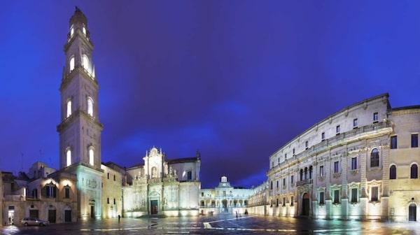 Lecce kallas söderns Florens