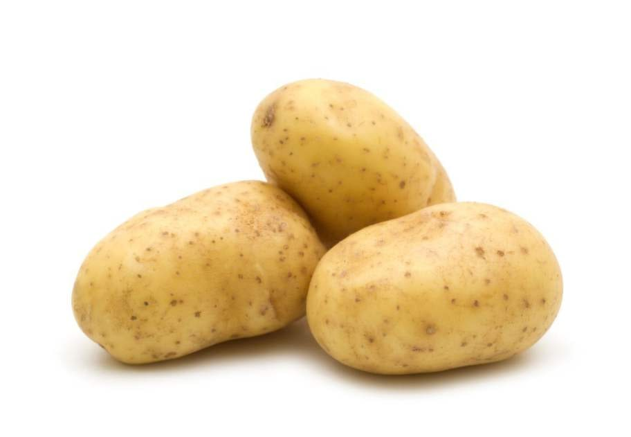 <strong>6 POTATIS.</strong><br><p>Potatisen   är en av de grödor som    är mest  besprutade i Sverige. En riktig   värsting är King Edward.   Genom  att  välja ekopotatis sprids mindre   gifter i naturen.</p>
