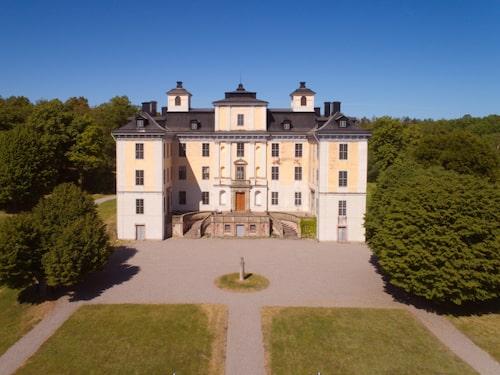 Mälsåkers slott i Stallarholmen.