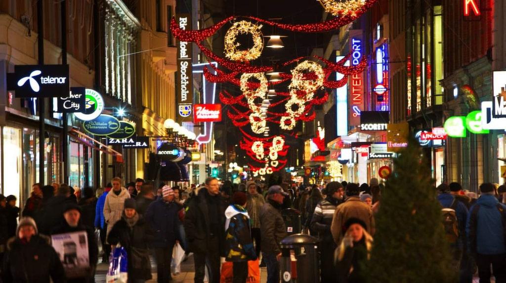 """""""En köpfri dag"""" är en internationell kampanj och en motvikt till Black Friday och julhetsshopping."""