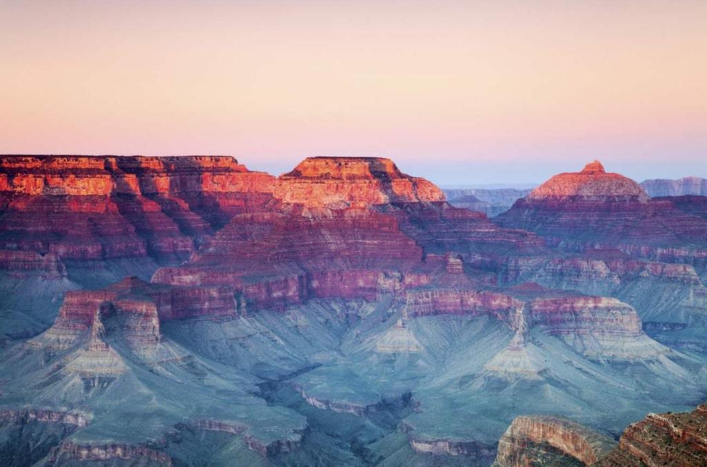 <p>Grand Canyon, Arizona, USA.</p>
