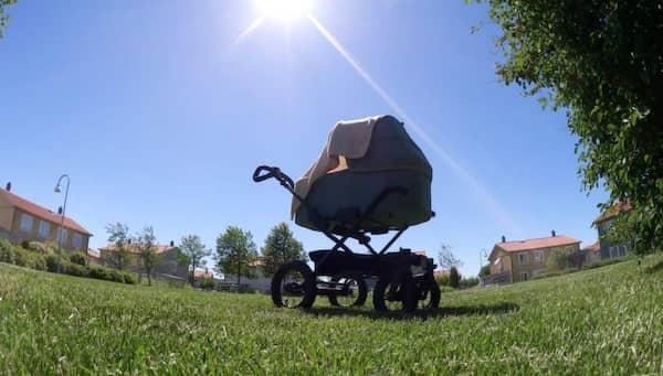 Din barnvagn kan bli en dödsfälla – i solen | GT
