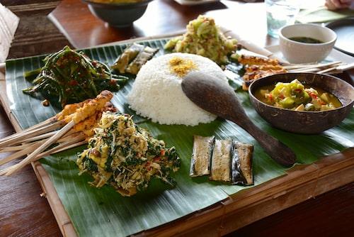 """På Bali är allt """"litet men starkt""""."""