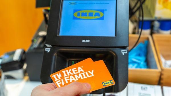 Du behöver inte ett fysiskt Ikea-kort längre.