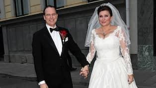 1d385d95c4f4 Anders Borg och Dominika Peczynski gifter sig i Stockholm.