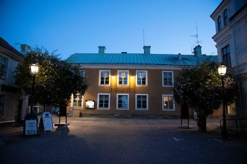 På Trosa Stadshotell & spa har det serverats lokalproducerade måltider sedan 1867.
