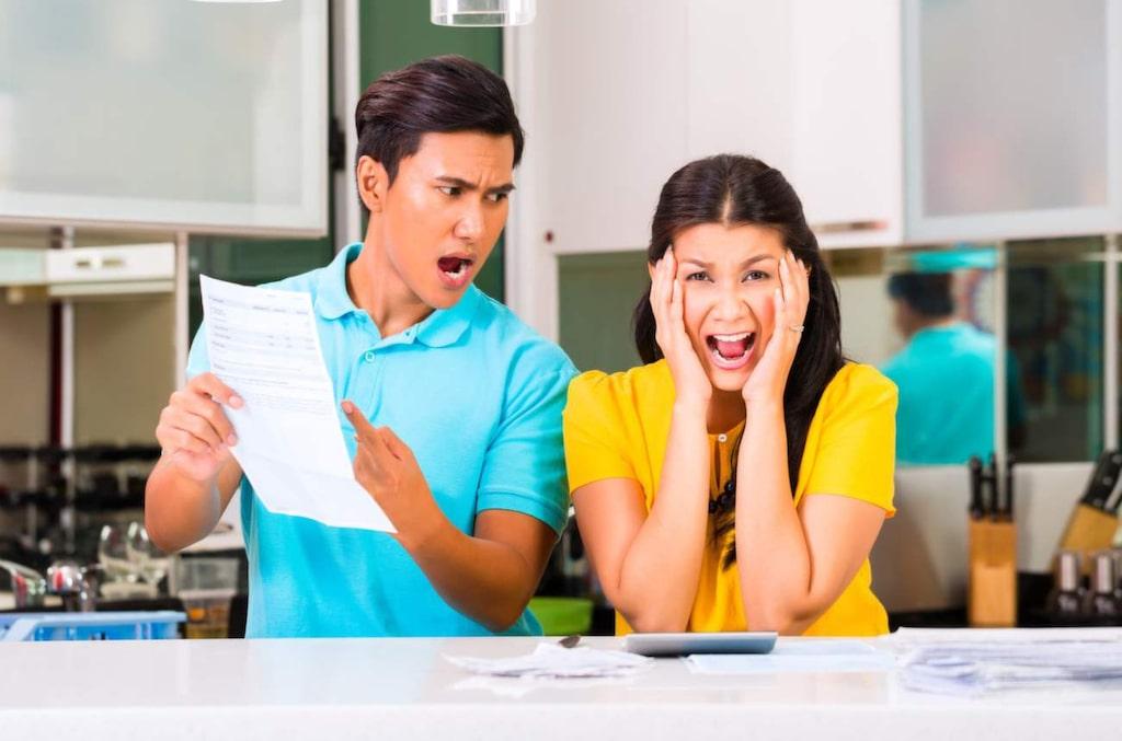 """Amerikanska psykologen Ramani Durvasula går så långt att han varnar par för att besöka varuhuset, eftersom det är """"relationens mardröm""""."""
