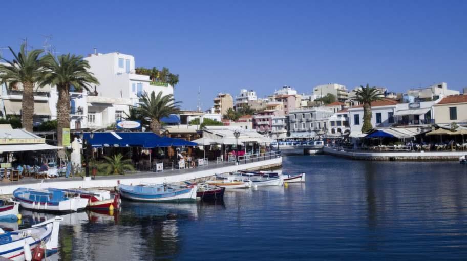 Janne har många favoriter i Grekland. En är Kreta...