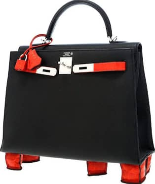 Det är den dyraste väska som någonsin sålts vid Heritage Auktioner. 48ecaa3ff488d