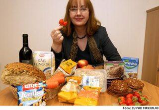 mat med mycket östrogen