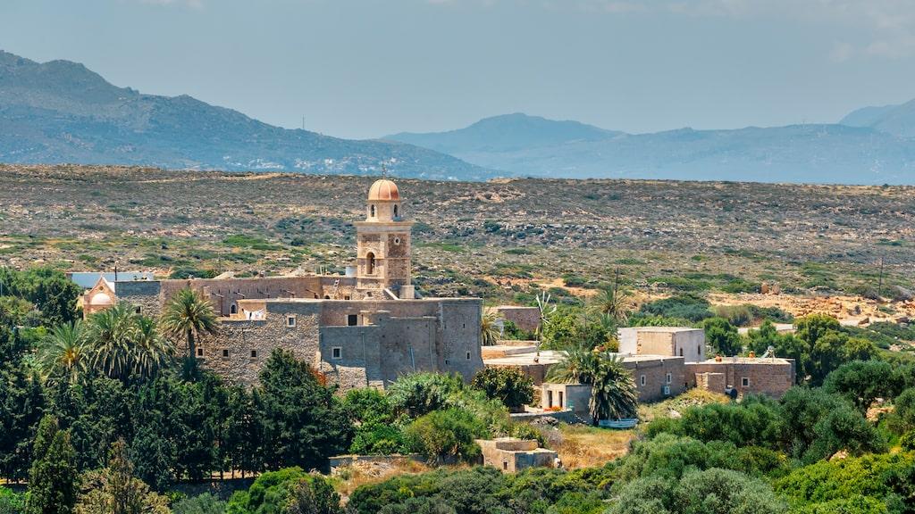 Man kan nästan säga att Kreta är två öar. Nordkusten och sydkusten är som två olika världar.
