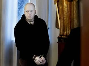 Mathias fick besk hemma i Hjo - Hjo Tidning