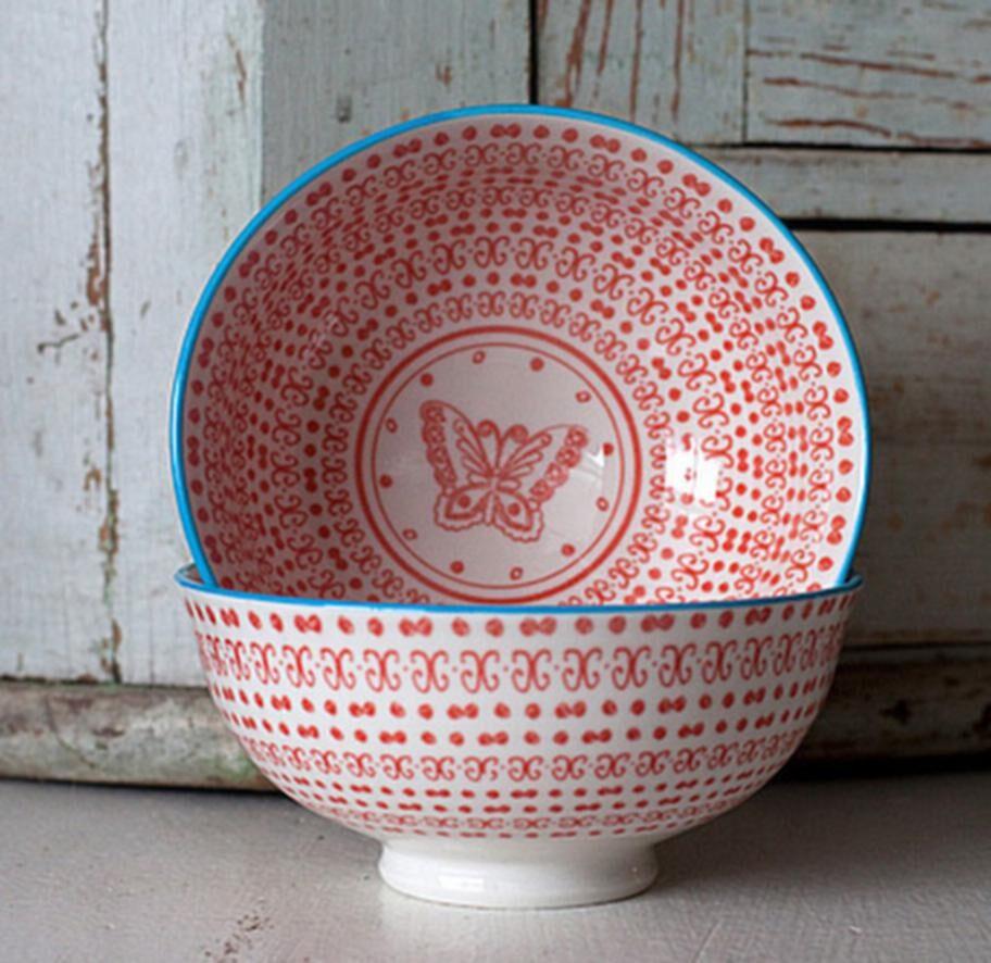 1. Söt frukostskål Selma, 12 centimeter i diameter, från danska Ib Laursen, 39 kronor, broarne.se.