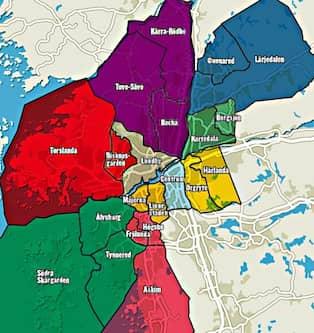 stadsdel i göteborg
