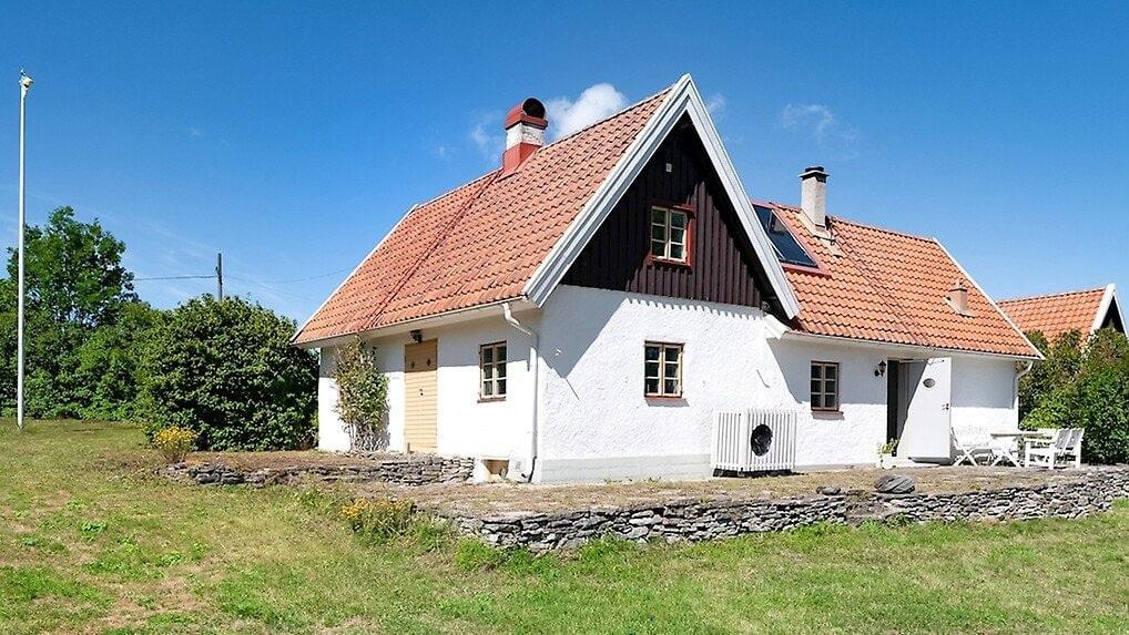 Efter bara två år som ägare säljer nu paret sitt sommarhus på Gotland.