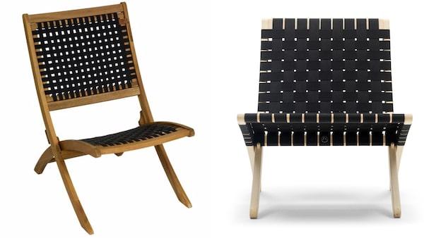 Rustas stol relax/MG501 Cuba chair av Morten Gøttle.