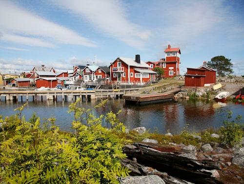 På Rönnskär finns Sveriges trevligaste vandrarhem.