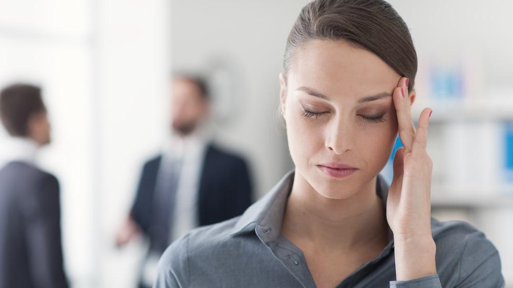 Var femte svensk kvinna har huvudvärk minst en gång i veckan.