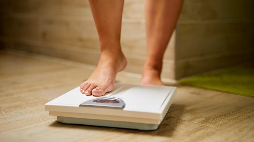 Att gå ner i vikt utan förklaring kan vara ett tecken på något allvarligt.