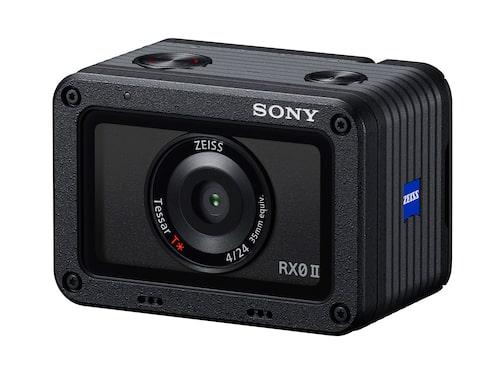 RX0 II är en kamera med bra bildkvalitet.