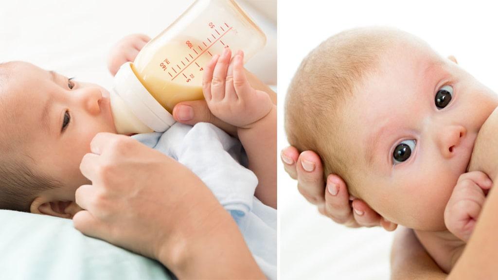 Kort tungband är en vanlig medfödd avvikelse som bland annat kan göra att spädbarn har svårt att äta.