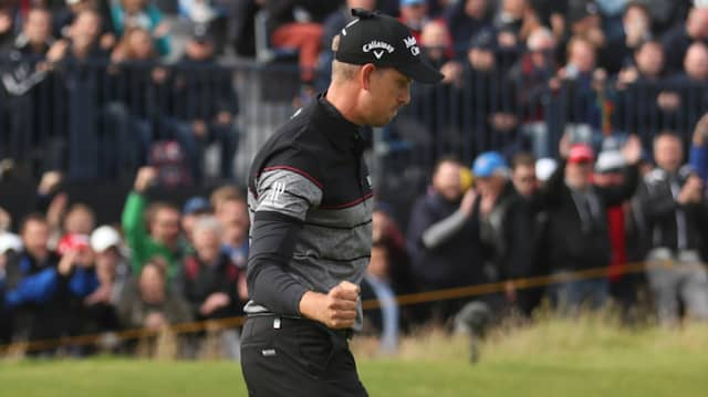 henrik stenson vann british open 2016