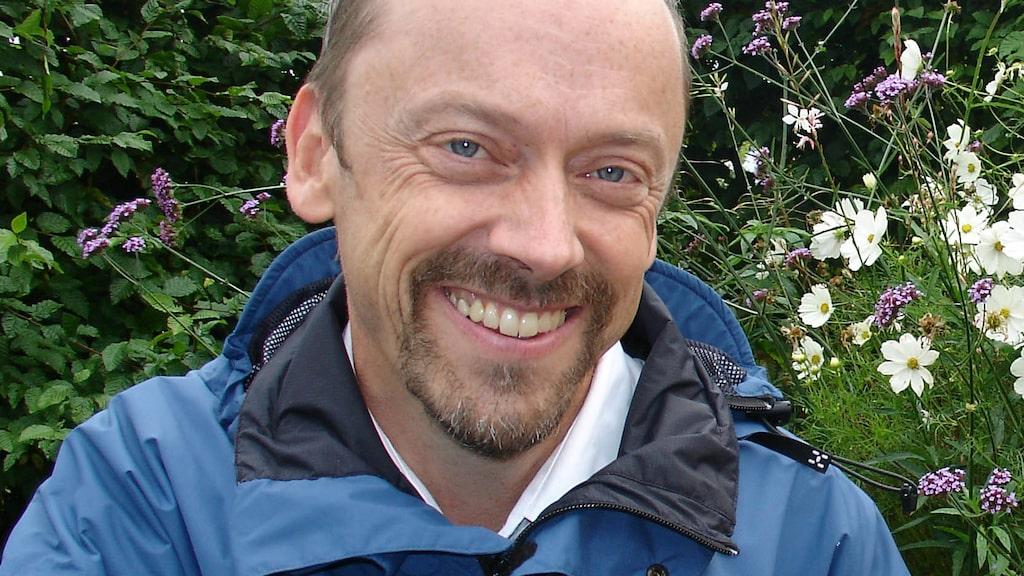 Patrik Grahn är professor i landskapsarkitektur vid Sveriges lantbruksuniversitet.