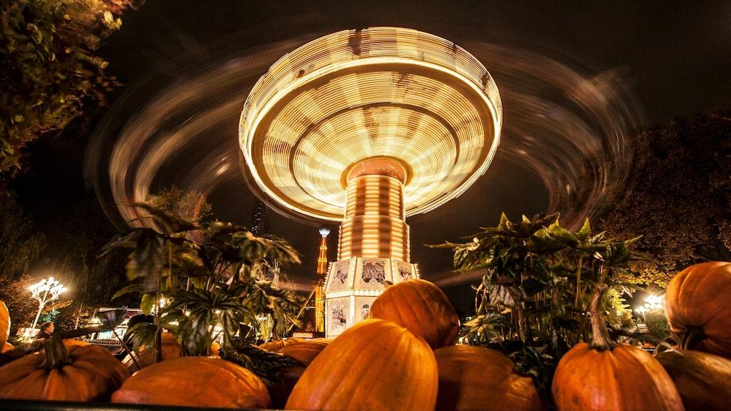 Den 11 oktober har halloweensäsongen på Liseberg premiär.
