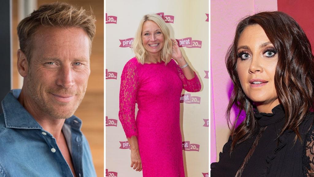 Pierre Leander, Martina Haag och Camilla Läckberg är några av kändisarna som sålt sina hem i år.