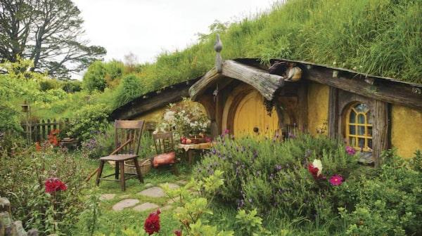 Hobbiton i Matamata