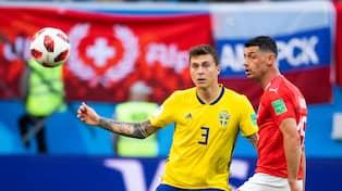 VM 2018  Victor Nilsson Lindelöf hyllas efter succén 6bcab5e4e1bf8