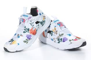 75dab778eab Sneakers med blommor, Reebok Furylite, 850 kronor, finns på bland annat  Nilson Shoes.
