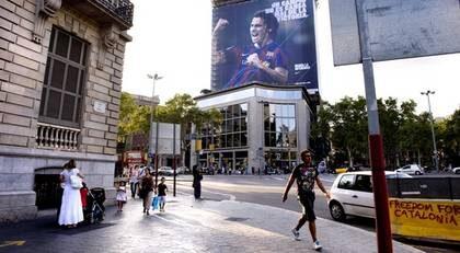 Barcelona är svenskarnas nya stad - mycket tack vare Zlatan.