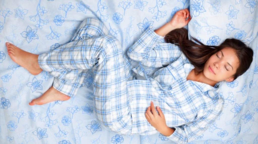 Sömn och dina drömmar kan påverkas av dina vardagsrutiner.